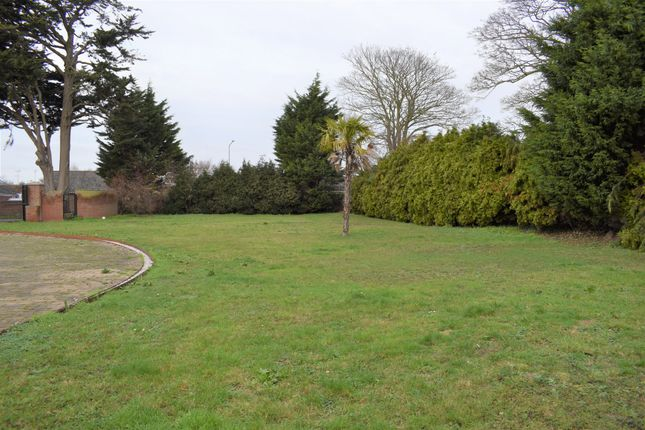 Thumbnail Land for sale in Low Road, Dovercourt, Harwich