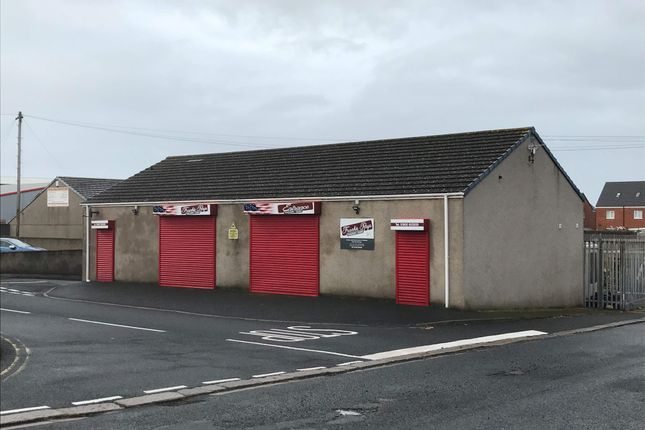 Thumbnail Retail premises to let in Kerry Park Trading Estate, Solway Road, Units 5 & 6, Workington