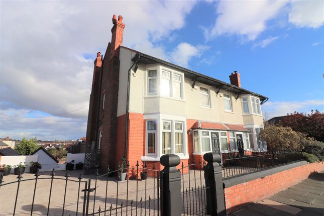 4 bed semi-detached house for sale in Claremount Road, Wallasey, Merseyside CH44