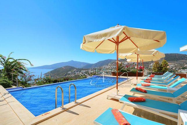 Thumbnail Villa for sale in Kiziltas, Kalkan, Antalya Province, Mediterranean, Turkey