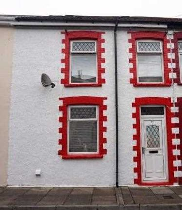 Thumbnail Terraced house to rent in Bailey Street, Porth