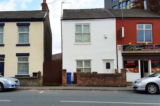 Thumbnail Semi-detached house for sale in Hall Street, Offerton, Stockport