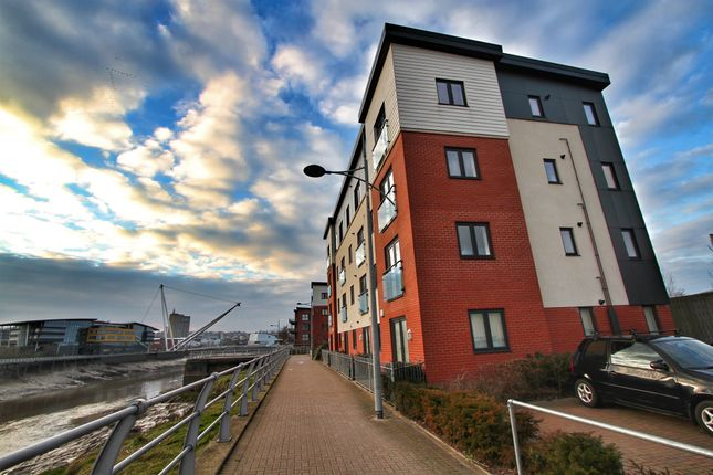 Thumbnail Flat for sale in Rodney Road, Newport