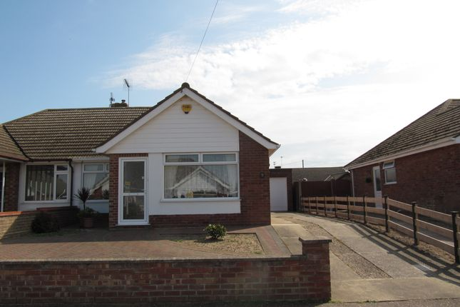 2 bed semi-detached bungalow for sale in Dorothy Avenue, Bradwell, Great Yarmouth