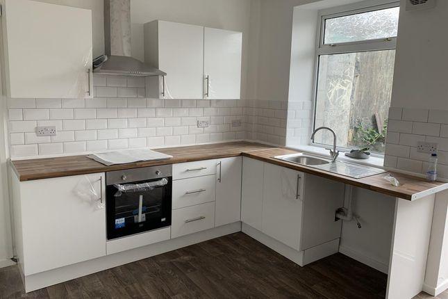 2 bed terraced house to rent in Thomas Street, Treharris CF46