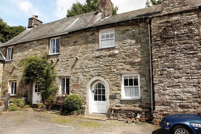 Thumbnail Cottage for sale in The Village, Buckland Monachorum, Yelverton