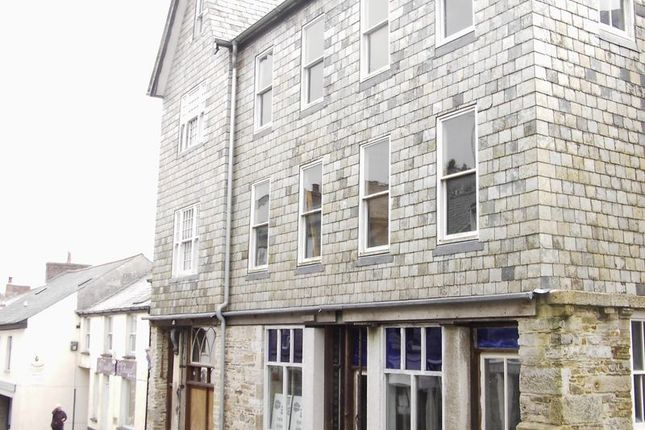 Thumbnail Block of flats for sale in Fore Street, Camelford