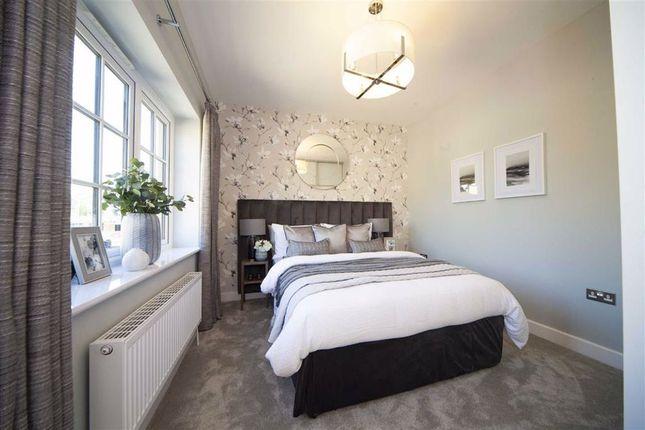 Bedroom Three of The Finstock, Fellside Development, Chipping PR3