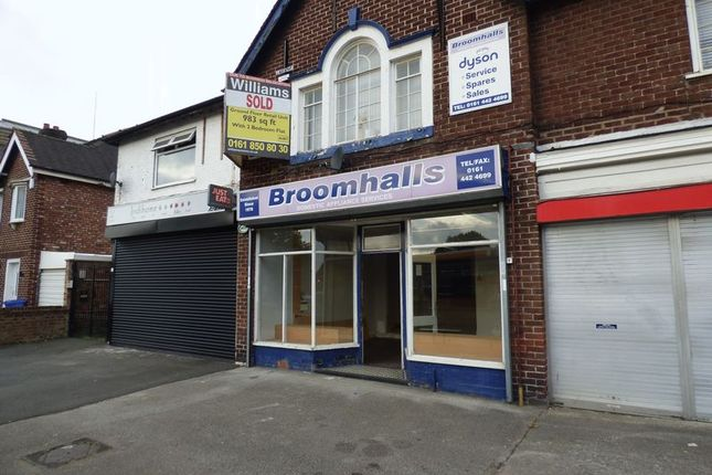 Thumbnail Property for sale in Kingsway, Withington, Manchester