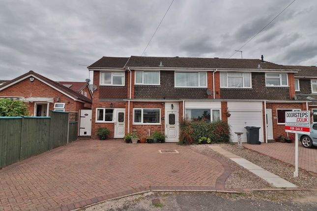 Thumbnail End terrace house for sale in Fox Lane, Green Street, Kempsey, Worcester
