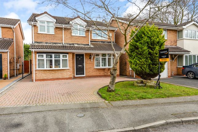 Thumbnail Detached house for sale in Manor View, Liverpool, Merseyside