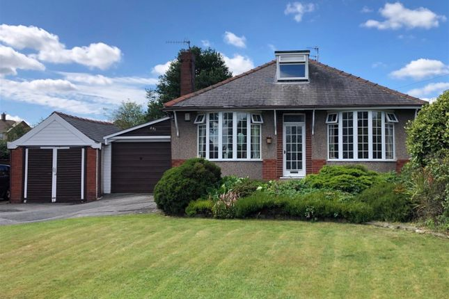Thumbnail Detached bungalow for sale in Halifax Road, Grenoside, Sheffield