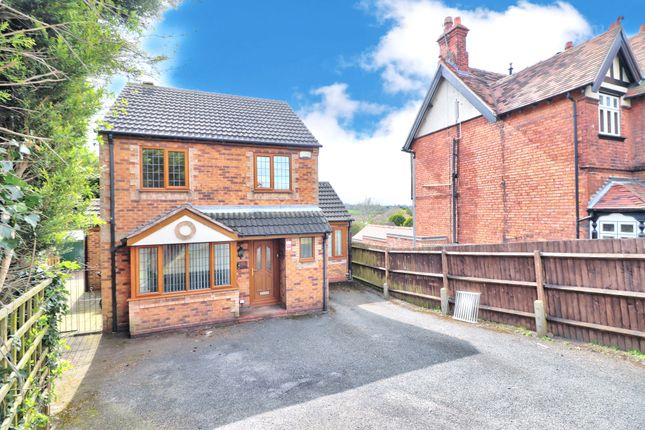 3 bed detached house for sale in Mount Pleasant Road, Castle Gresley, Swadlincote DE11