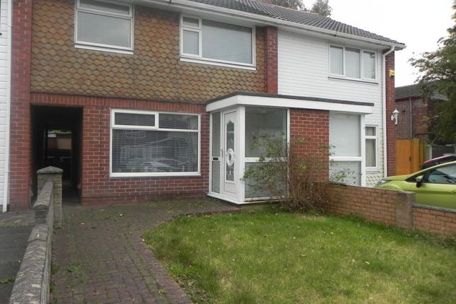 Thumbnail Terraced house for sale in Mount Road, Liverpool