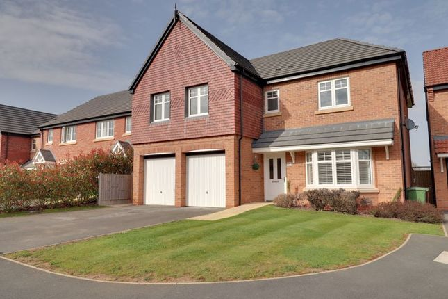 5 bed detached house for sale in Yelland Walk, Great Haywood, Stafford ST18