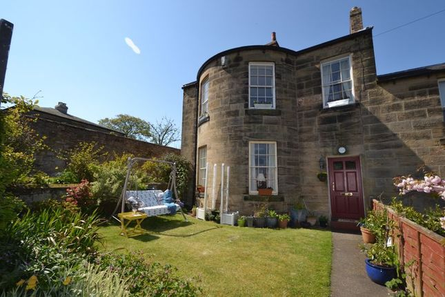 Thumbnail Terraced house for sale in Clive Terrace, Alnwick