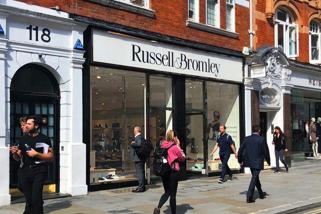 Thumbnail Retail premises to let in Long Acre, London