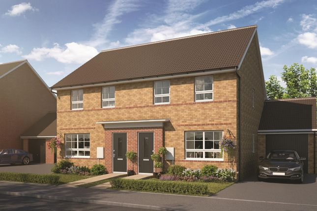 """Thumbnail End terrace house for sale in """"Maidstone"""" at Tenth Avenue, Morpeth"""