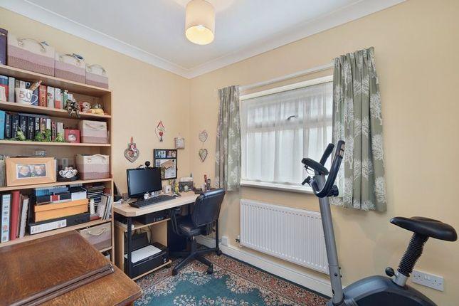 Bedroom Three of Long Lane, Harriseahead, Staffordshire ST7
