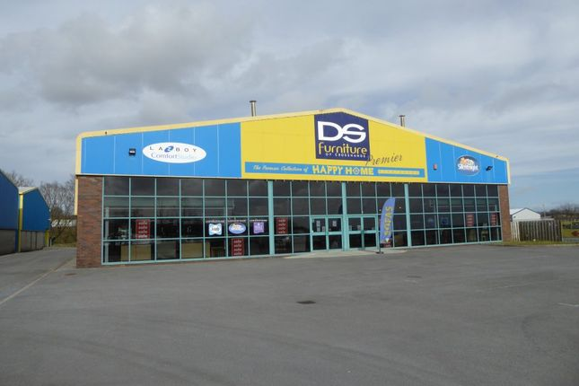 Thumbnail Retail premises for sale in Heol Y Plas, Cross Hands Food Park, Cross Hands, Llanelli