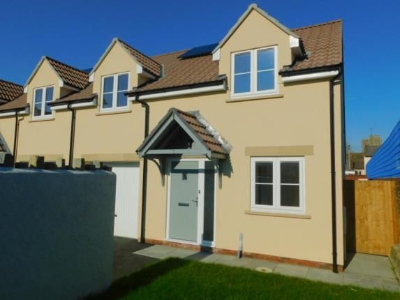 Thumbnail Semi-detached house for sale in Meare, Glastonbury, Somerset