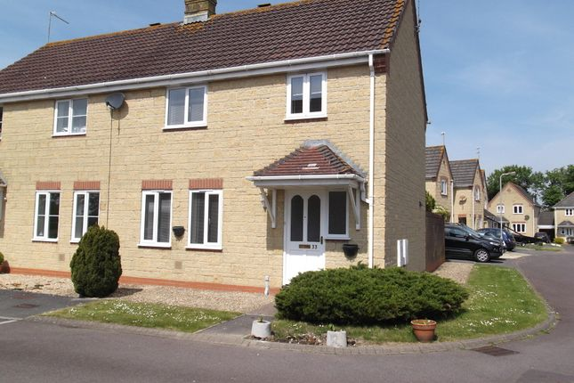 Thumbnail Property to rent in Church View, Gillingham