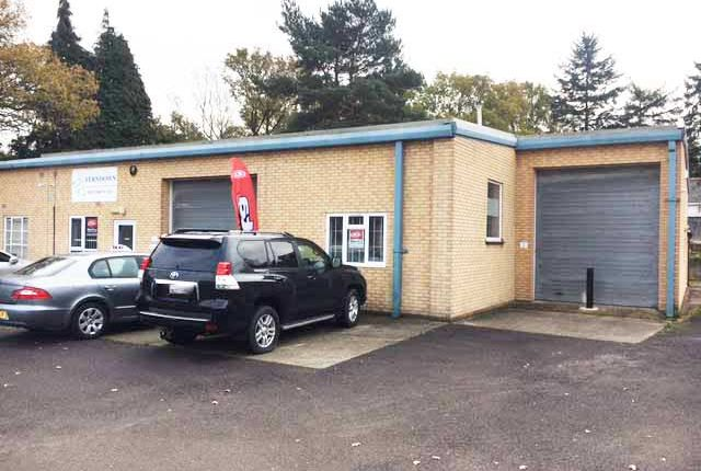 Thumbnail Industrial to let in Old Forge Road, Wimborne