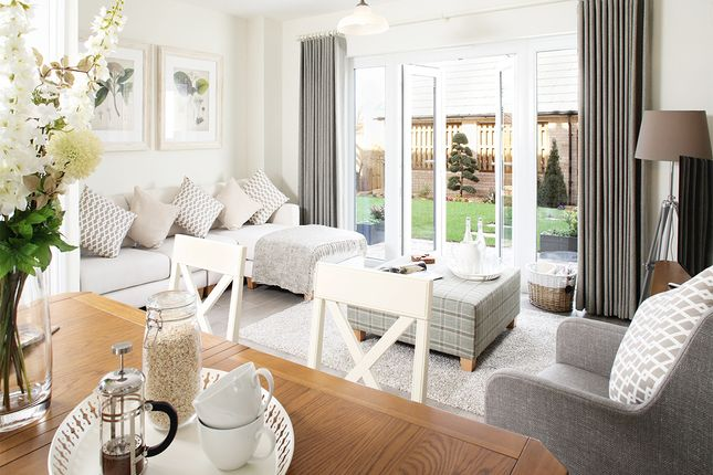 "4 bedroom end terrace house for sale in ""Portman"" at Pentrebane Road, Fairwater, Cardiff"