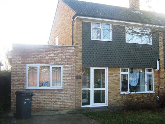 Thumbnail Property to rent in Moore Grove Crescent, Egham, Surrey