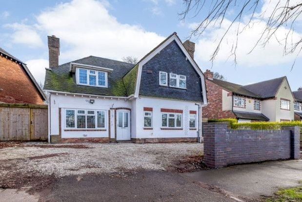 Thumbnail Property to rent in Goodby Road, Birmingham