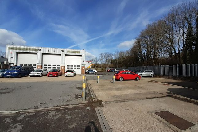 Thumbnail Warehouse to let in Part Of Unit A Andes Road, Nursling Industrial Estate, Southampton, Hampshire