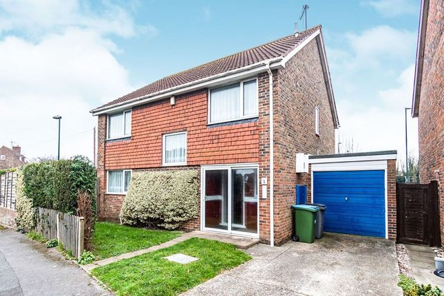 Thumbnail Detached house to rent in Falklands Close, Bognor Regis