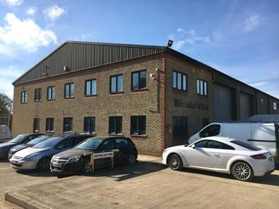 Thumbnail Office to let in Offices At Harradines Yard, Meadow Drove, Earith, Cambridgeshire