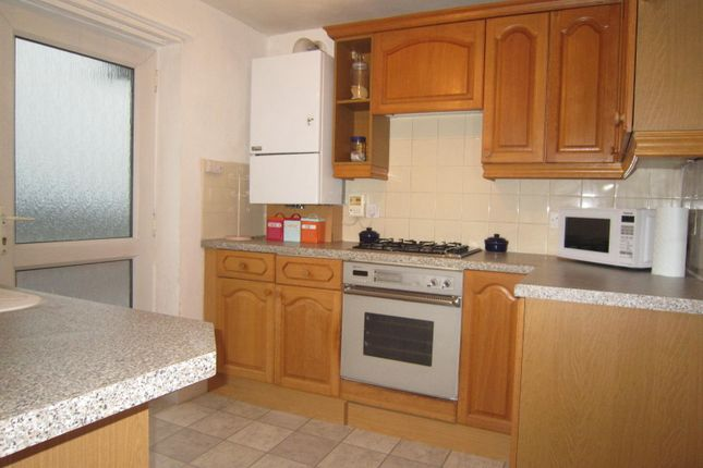 Thumbnail Flat to rent in Corporation Road, Peverell, Plymouth