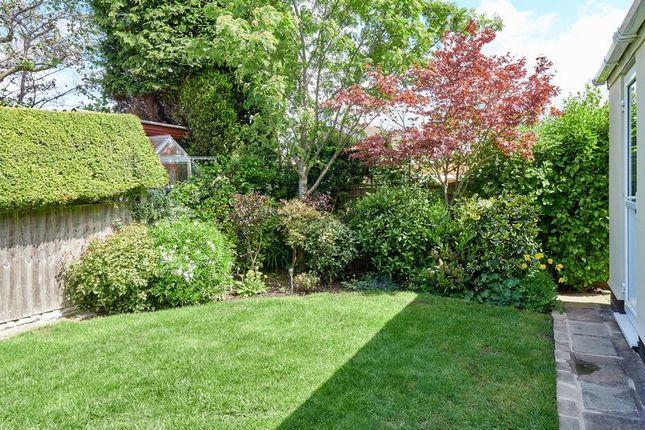 Rear Garden of Long Lane, Harriseahead, Staffordshire ST7