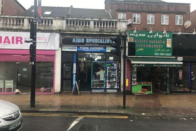 Thumbnail Retail premises to let in High Street, Wealdstone, Harrow