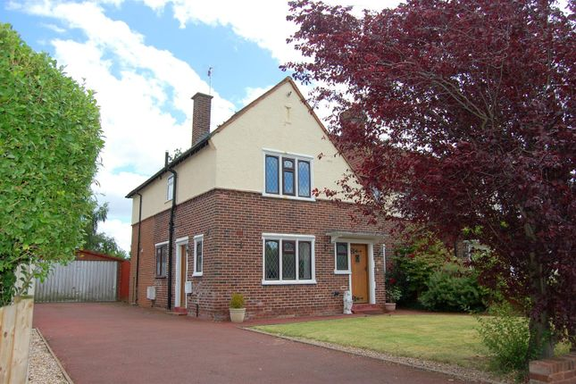 3 bed semi-detached house for sale in Manor Square, Stafford