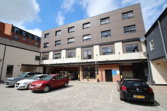 Thumbnail Flat to rent in Southampton Street, Leicester