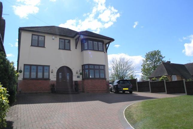 4 bed detached house for sale in Brierley Hill, Pensnett, High Street DY5