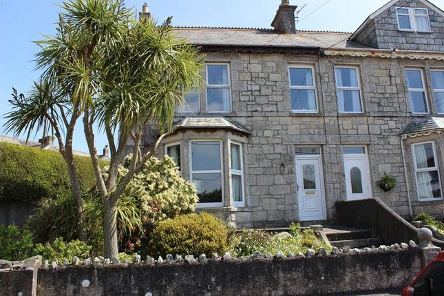 Thumbnail End terrace house for sale in St Mewan Lane, Trewoon, St Austell