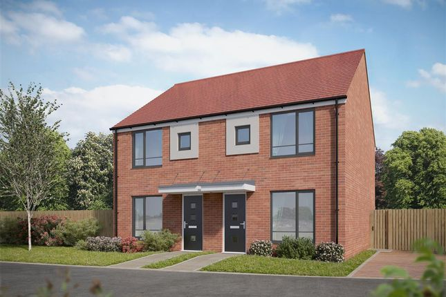 Thumbnail Semi-detached house for sale in Plot 147, Greenacres, Bishop's Cleeve