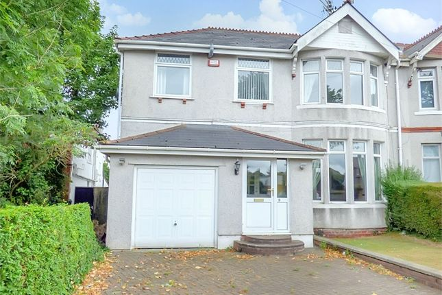 Thumbnail Semi-detached house for sale in Colcot Road, Barry, Vale Of Glamorgan