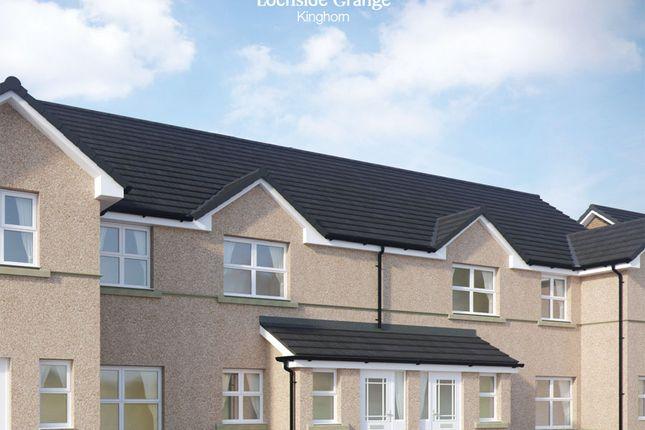 Thumbnail End terrace house for sale in Kilcruik Road, Kinghorn, Burntisland, Fife