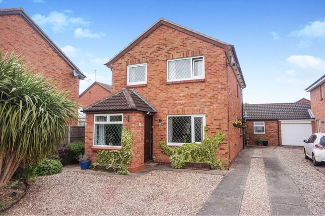 Thumbnail Link-detached house for sale in Seymour Road, Alcester