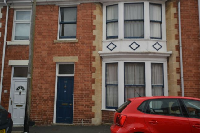 Thumbnail End terrace house to rent in Portland Street, Barnstaple
