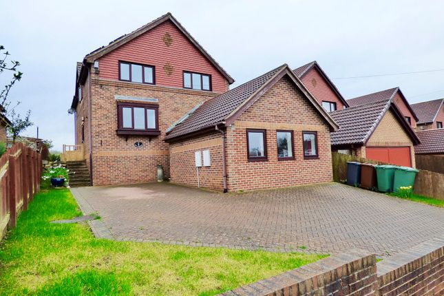Thumbnail Detached house for sale in The Approach, Scholes