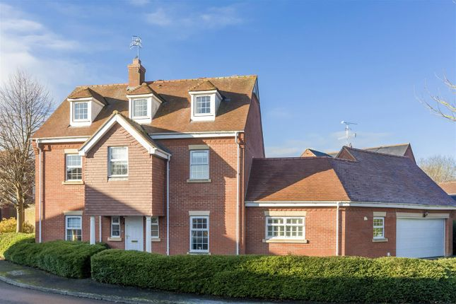 Thumbnail Detached house for sale in Sandfield Lane, Newbold On Stour, Stratford-Upon-Avon, Warwickshire