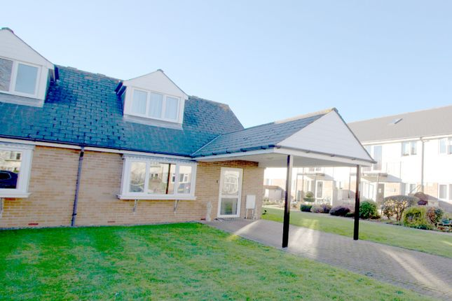 Thumbnail Semi-detached bungalow to rent in Consort Close, Hartley, Plymouth