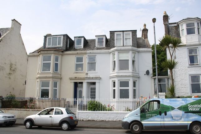 Thumbnail Flat for sale in 10 Argyle Place, Rothesay, Isle Of Bute