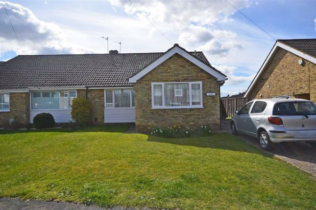 3 bed semi-detached bungalow to rent in Broomshaw Road, Maidstone, Kent ME16